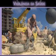 Med: Vigilancia Epidemiologica, O Processo Epidêmico, Saúde do Trabalhador - PREV