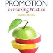 Nursing Health Promotion