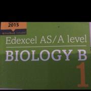 Biology A-LEVEL