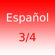Spanish 3/4