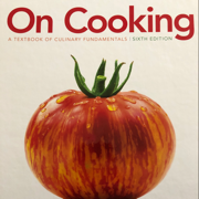 On Cooking 6th Edition
