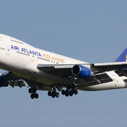 Air Atlanta Boeing 747-400 Typerating course