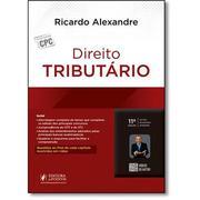 Direito Tributário (Livro Ricardo Alexandre 2017)