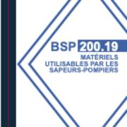 BSP 200.19 EQUIPEMENTS ET MATERIELS SP