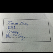 Biology Flashcards Mocks 6:19