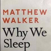 (Vocab) Why We Sleep - Matthew Walker