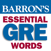 Barron's Essential Words for the GRE, 4th Ed.