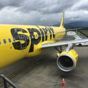 SPIRIT AIRLINES - A320 Notes
