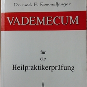 Medizin Crashkurs: Vademecum Rommelfanger