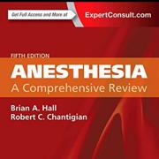 ANESTHESIA : Hall