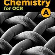 A Level Chemistry OCR A