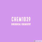 CHEM1039