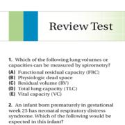 BRS-Respiratory Physiology