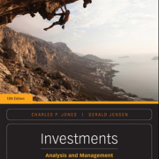 572 Investments (Investments: Analysis and Management 13th Edition)