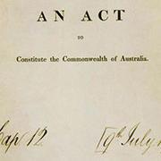 Australia's Constitution and Heritage