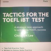 OXFORDS TACTICS FOR TOEFL iBT TES