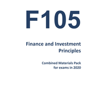 F105 - Finance and Investment Principles