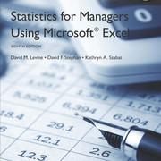 QM161 Business Statistics