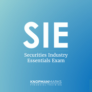 SIE Exam (Part 1) (Understanding Products & Their Risks)