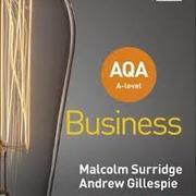 Business AQA ALEVEL