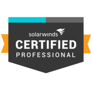 SolarWinds Certified Professional (SCP)