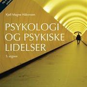Innføring i psykologi: Psykologi og psykiske lidelser