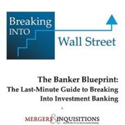 Investment Banking BIWS vMG