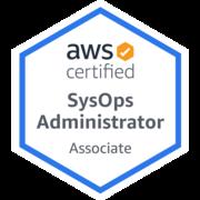 AWS sysops admin- associate 2020