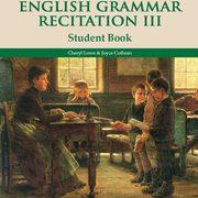 English Grammar Recitation 3