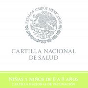 APS: Cartilla Nacional de Salud Grupo Etario de 0 a 9 años de edad