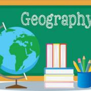 GEOGRAHPY PAPER 1: SECTION A