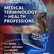 Christian's Medical Terminology Flashcards - referenced from, Ehrlich, A., Schroeder, C.L., Ehrlich, L., Schroeder, K.A. (2017). Medical Terminology for Health Professions (8th ed.). Cengage