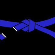 Japanese Blue Belt
