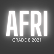 Afrikaans Grade 8 2021