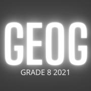 Geography Grade 8 2021