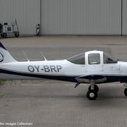 Billund Air Center Piper Tomahawk