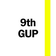 ITF TKD - 9th Gup (Yellow Stripe)