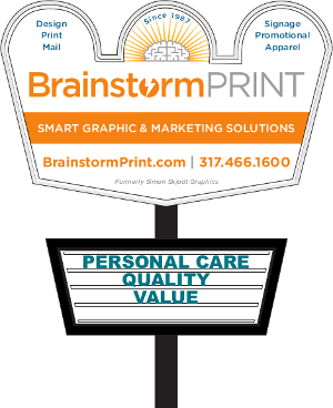 Brainstormprintsign