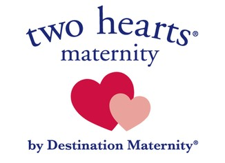 Two Hearts Maternity logo