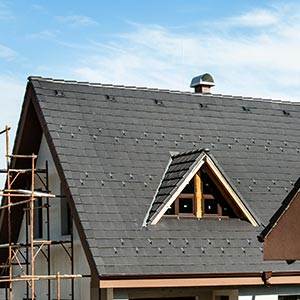 Roof renovations