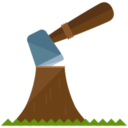Iconfinder  chopping tree 1155027