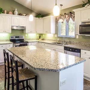 Counter granite