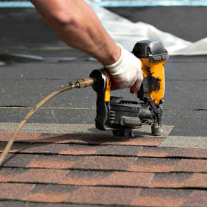 Roof repair shingles