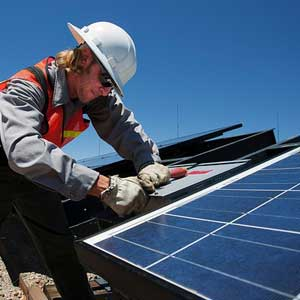 Solar electric services