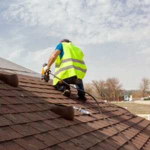 Re roofing service