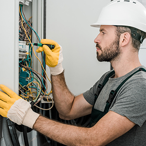 Small commercial electrical services