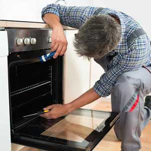 Applicance stove oven repair