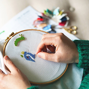 Stitching groups