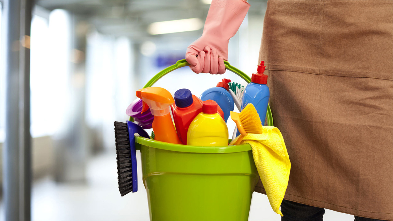 Services cleaning
