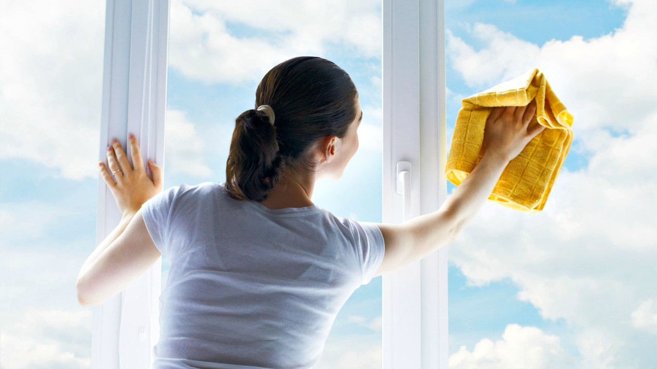 About window cleaning